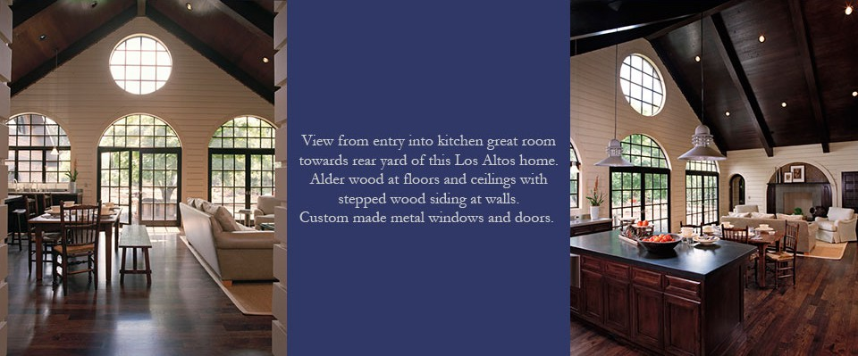 Los Altos Custom Home Construction